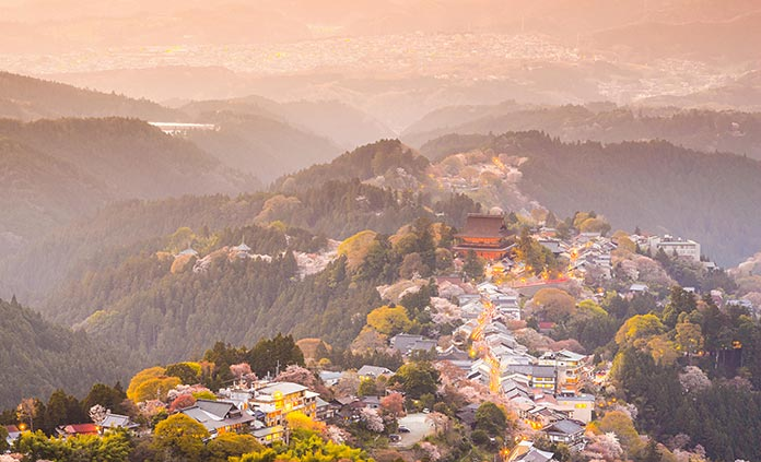 Japan Walking and Hiking Tour