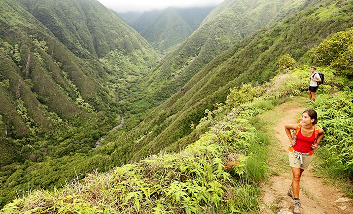 Maui and Lanai Walking Tours