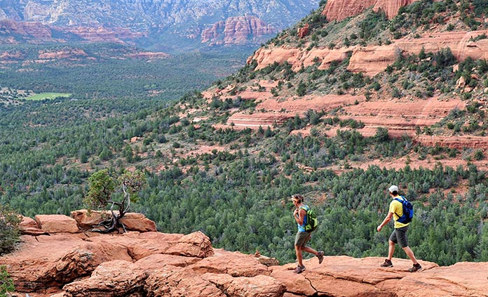 Sedona Walking and Hiking Tour