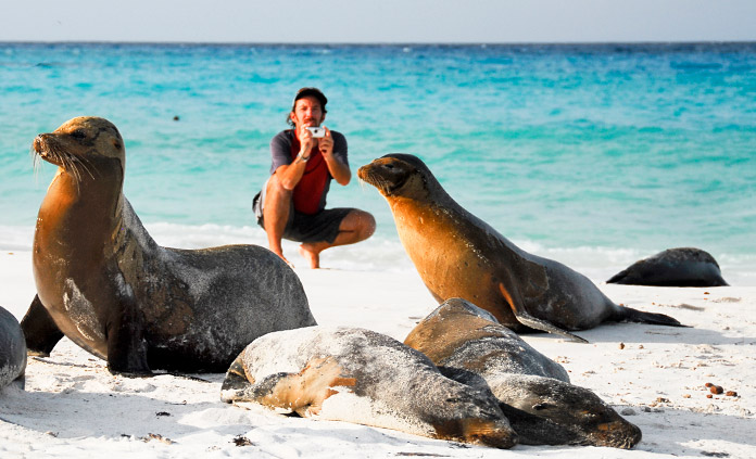 Galapagos Islands Adventure Tours