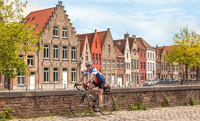 Holland and Belgium Biking Tour