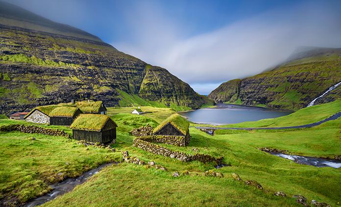 Faroe Islands Hiking Tour