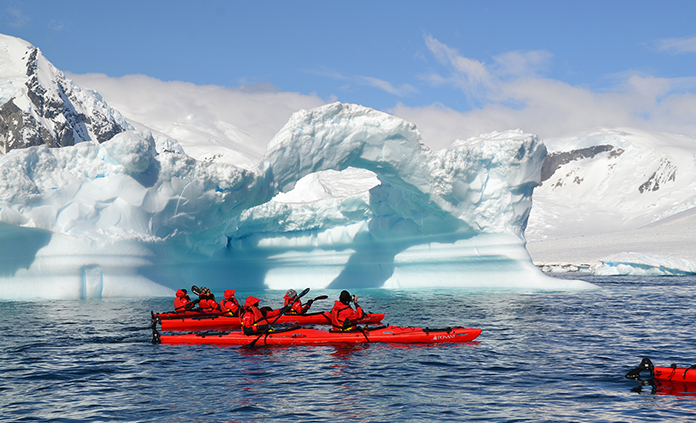 Antarctica Ocean Cruise