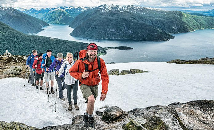 Norway Walking Tours