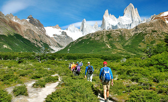 Patagonia Walking and Hiking Tour