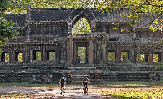 Vietnam and Cambodia Adventure Tours