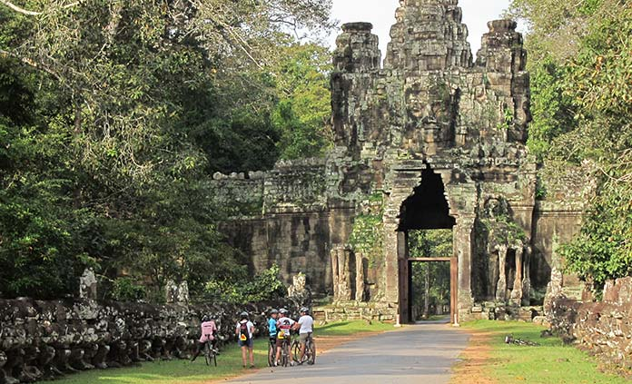 Vietnam and Cambodia Bike Tour