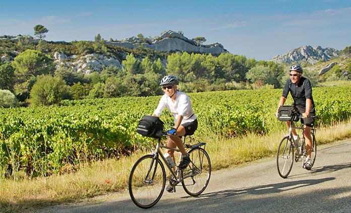 Biking In Provence France Backroads