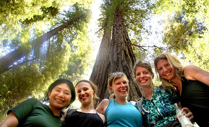 Yosemite walking and hiking tours