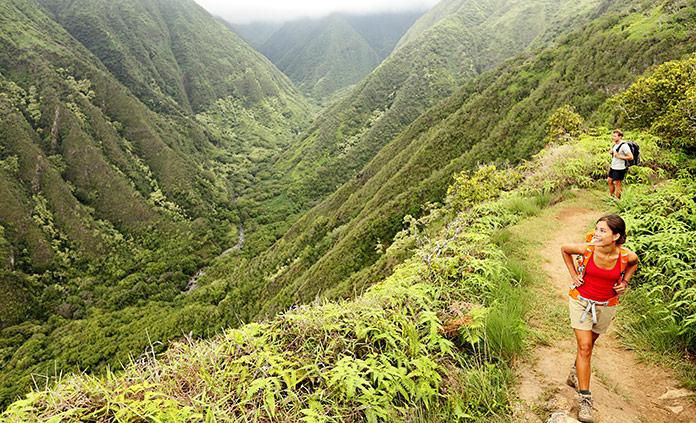 Maui & Lanai Walking & Hiking Tour