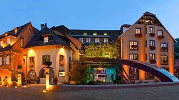 Hostellerie des Chateaux
