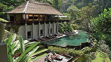 Maya Ubud Resort and Spa, Bali