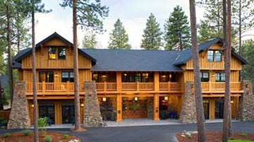 Five Pine Lodge