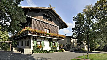 Hotel Bayrisches Haus, Potsdam, Germany