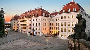 Hotel Taschenbergpalais Kempinski, Dresden, Germany