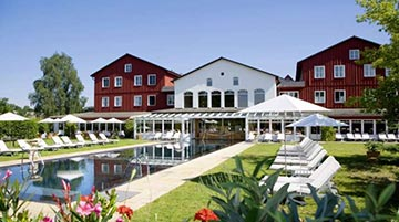 Hotel Zur Bleiche Resort & Spa, Germany