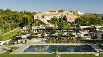 La Coquillade Provence hotel