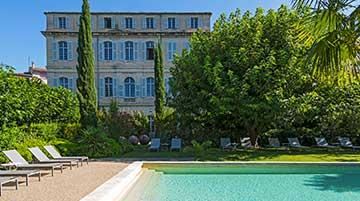 Chateau de Mazan, Provence, France