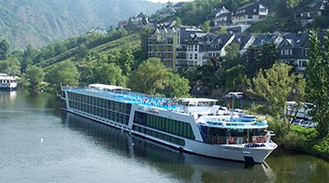 AmaWaterways River Ship
