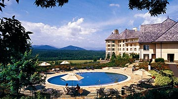 Inn on Biltmore Estate, Asheville, North Carolina
