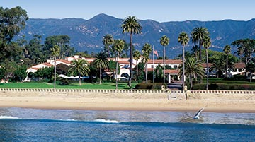 Four Seasons Resort The Biltmore, Santa Barbara, California