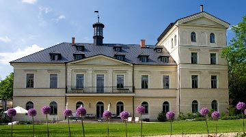 Chateau Mcely, Czech Republic