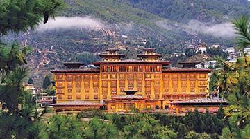 Taj Tashi, Thimphu, Bhutan
