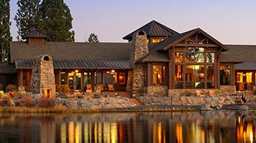 Sunriver Resort, Oregon