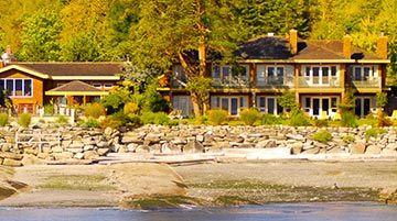 Galiano Inn & Spa, Galiano Island, Canada