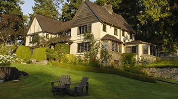 Hastings House, Salt Spring Island, Canada