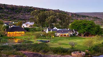 Bushmans Kloof Wilderness Reserve & Retreat