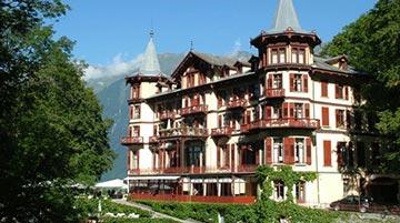 Grandhotel Giessbach, Switzerland