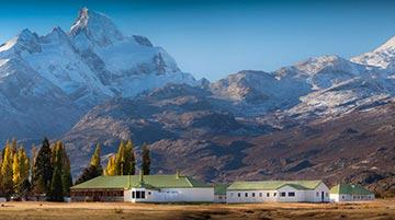 Estancia Cristina Hotel, Patagonia