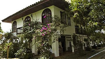 Hacienda hotel San Jose