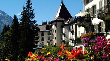 Grand Hotel des Alpes, Chamonix-Mont-Blanc, France