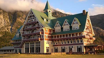 Prince of Wales, Waterton Lakes National Park, Alberta