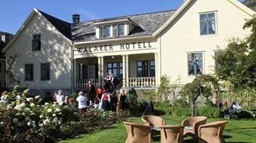 Walaker Hotel, Norway