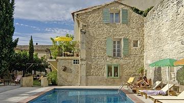 Hotel Gounod, Saint-Rémy-de-Provence, France