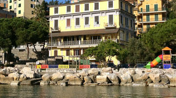Hotel Belvedere, Cinque Terre, Italy