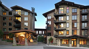 Hotel Terra, Teton Village, Wyoming