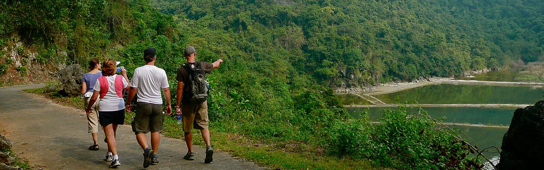 Vietnam & Cambodia Walking Tour