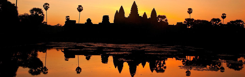 Angkor Wat -  Backroads Vietnam & Cambodia Walking Tour