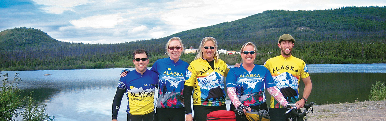 Backroads Alaska Bike Tours