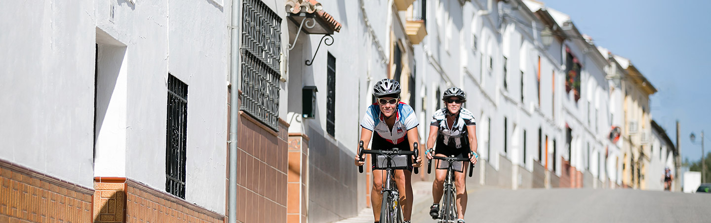 Biking on Backroads Andalucia Spain Bike Tours