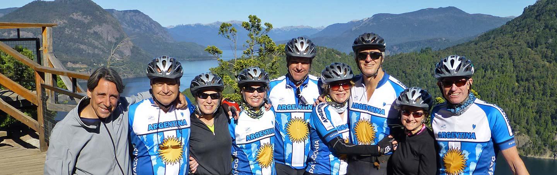 Argentina Lake District family bike tours