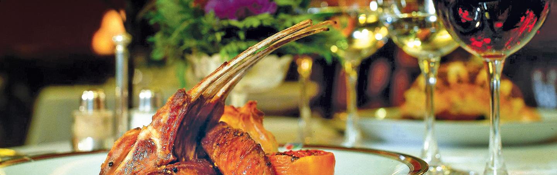 Dinner on Argentina's Lake District Multisport Adventure Tour