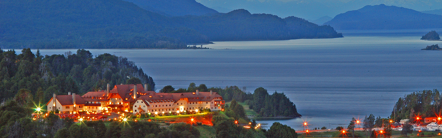 Llao Llao Resort Hotel - Backroads Argentina's Lake District Family Breakaway Multisport Tour
