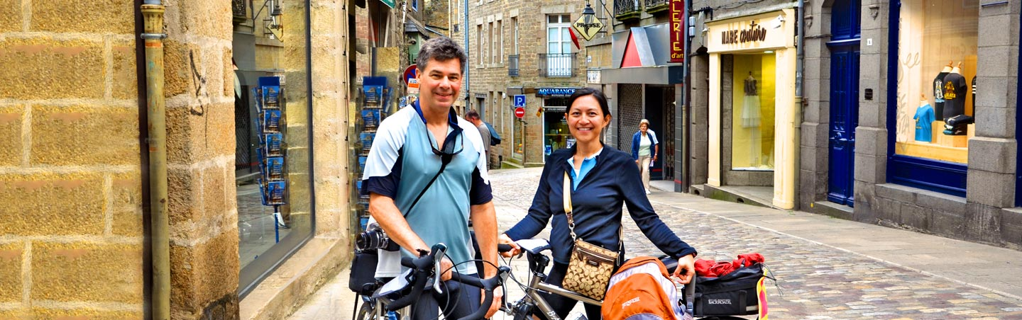 Brittany & Normandy Bike Tour
