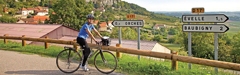 Chablis & Burgundy Bike Tour