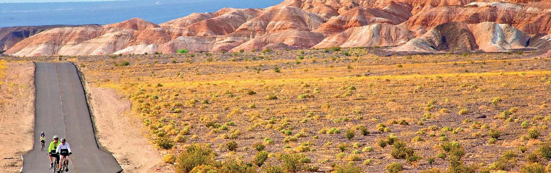 Biking on Backroads Death Valley Biking Trip